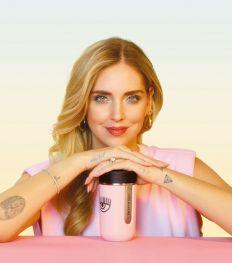 Nespresso x Chiara Ferragni: een kleurrijke collab voor coffee addicts