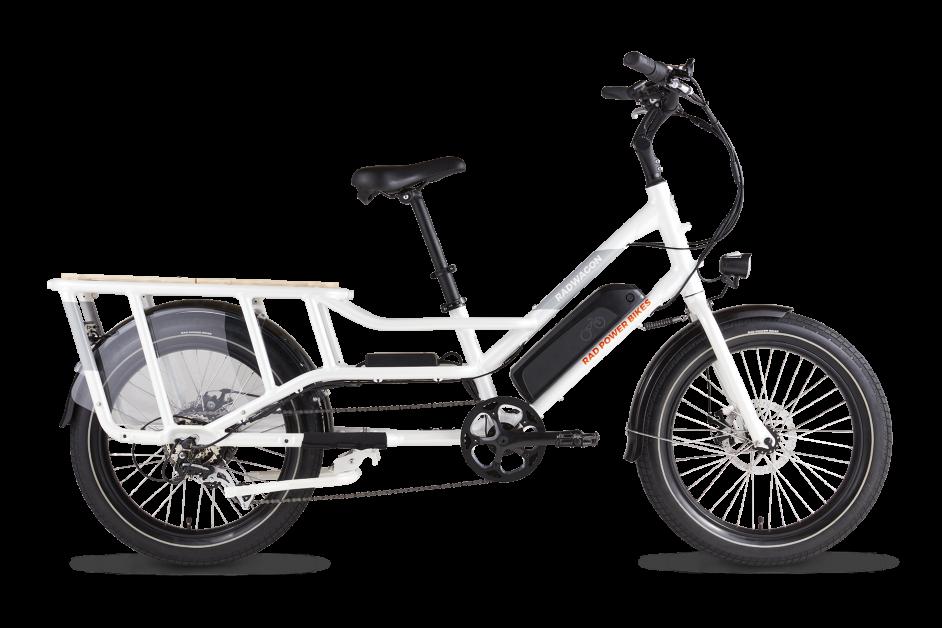 De RadWagon 4 - Rad power bikes