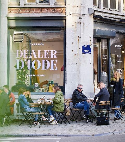 Hier eet je de beste oesters in Brussel