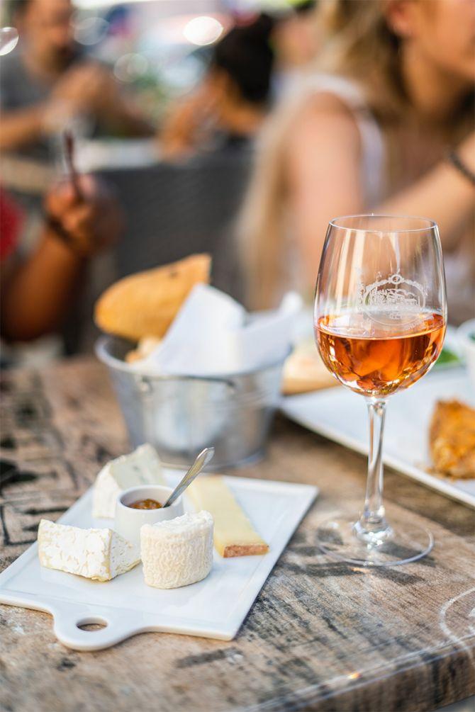 oranje wijn vin orange