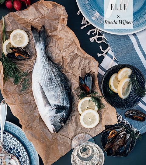 Foodpairing: ontdek de perfecte wijn bij al je visgerechten