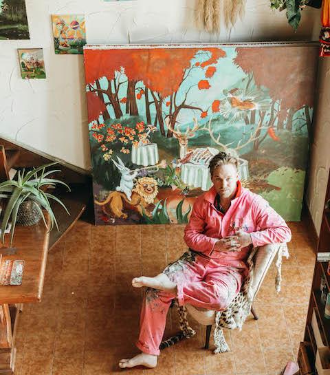 Selfmade: Interview met schilder Geert Koekoeckx