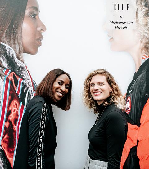 'Activewear': dé tentoonstelling van het moment