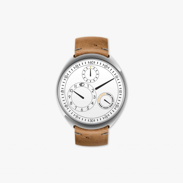 4 Ressence Type 1 Slim- horloge
