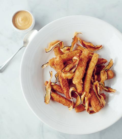 Gezonde groenten: 5 alternatieven voor klassieke frietjes van Seppe Nobels