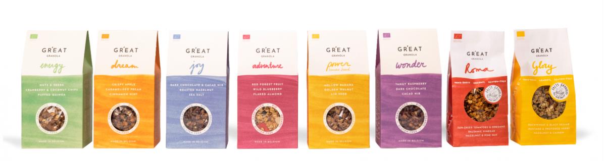 ELLE x GR'EAT granola