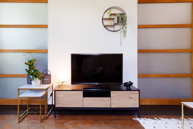 TV ruimte Seemble