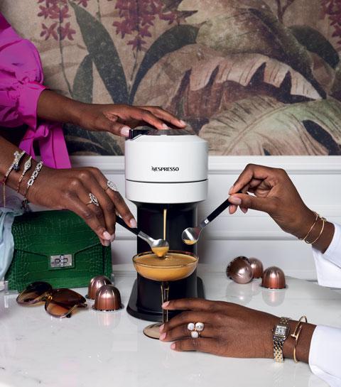Wat gebeurt er met gebruikte koffiecapsules?