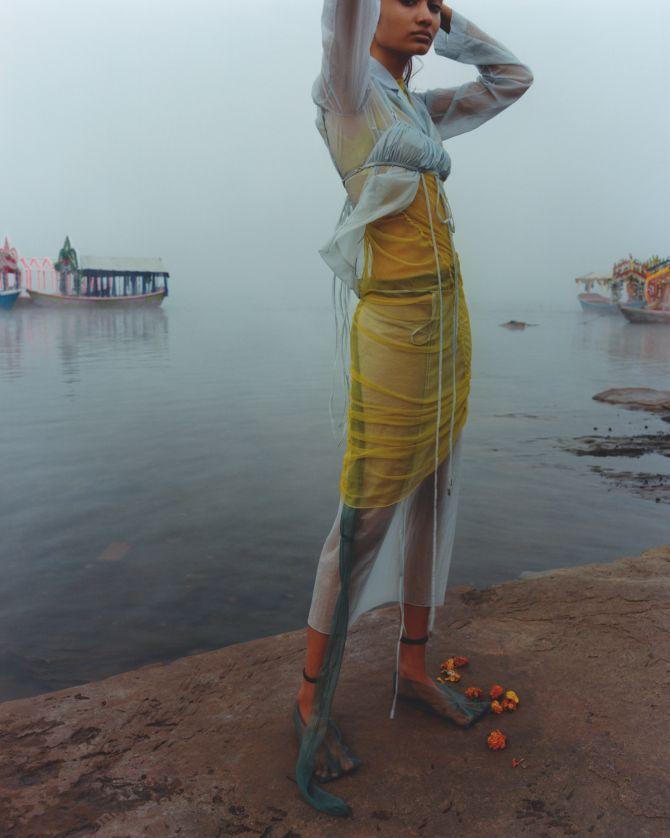 Supriya Lele, ontwerper, mode, cultuur, India, nineties