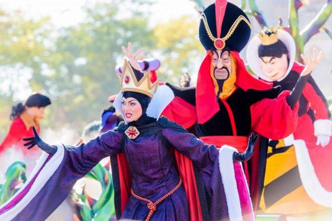 Disneyland Parijs Halloween