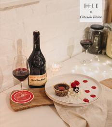 Taste of Friendship: exclusieve gastronomische workshops met 'Leslie en Cuisine' en Côtes du Rhône