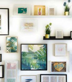 Om in te kaderen: zo maak je in no time zelf een gallery wall