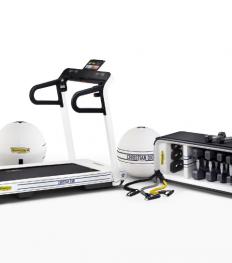 Hebben: fitnessmateriaal van Technogym x Dior