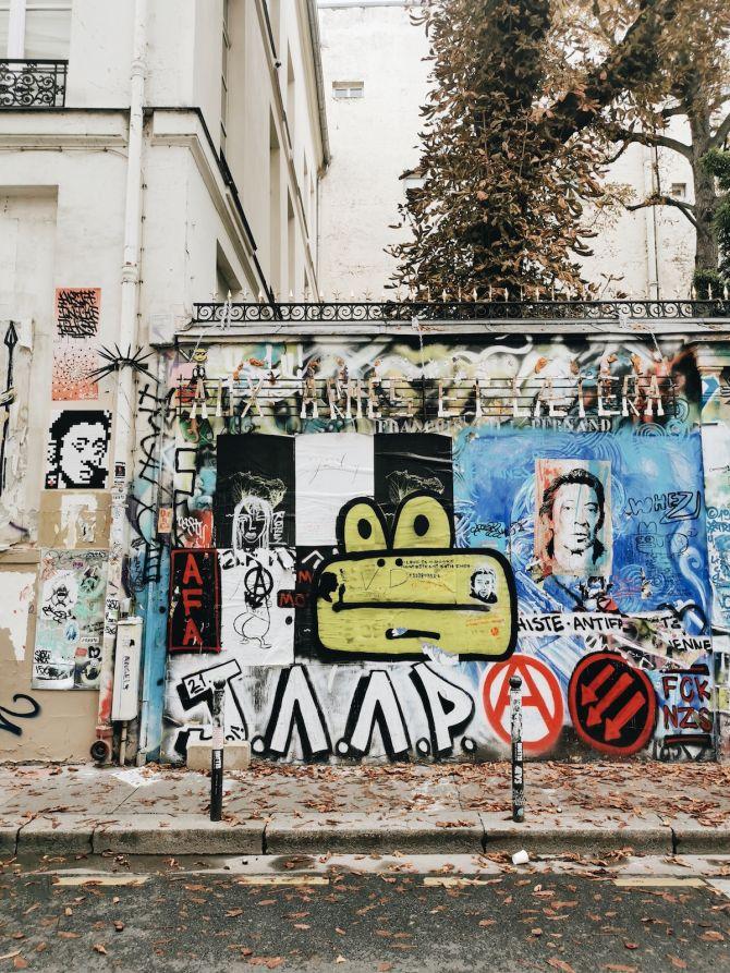 Parijs, citytrip, Saint-Germain-des-Prés, Serge Gainsbourg, wijk, Seine